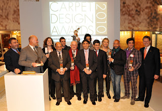 2010 DOMOTEX Carpet Design Awards Recipients