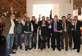 Domotex 2011 Carpet Design Award Winners