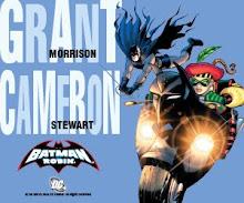 Batman & Robin (Morrison/Stewart)