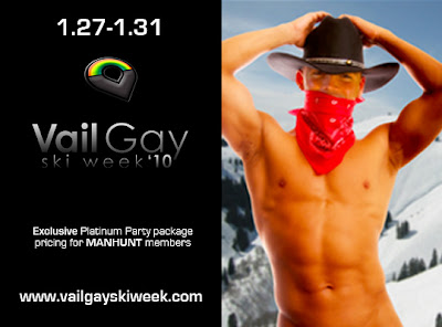 ... me know that Manhunt.net (site NSFW) and Vail Gay Ski Week are working ...