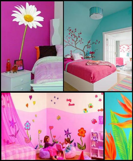 Hogar decoraci n m laga murales for Decoracion de cuartos adultos