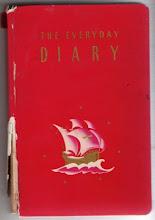 Wallace's 1938 diary