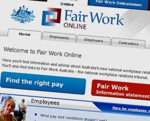 AU: Fair Work Ombudsman