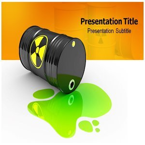 What is radioactive waste management powerpoint templates radioactive waste radioactive waste powerpoint templates is a waste product containing radioactive material that is usually the product of a nuclear toneelgroepblik Gallery