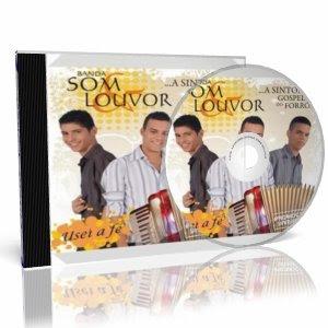 Banda Som e Louvor - Usei a Fé (Previa) 2008