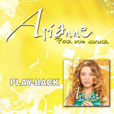 Arianne - Por me amar (playback) 2009