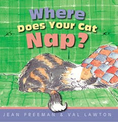 Where Does Your Cat Nap? (2009)