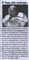 Nuestro Querido Papa JP II