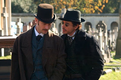 Guy Ritchie's Sherlock Holmes movie