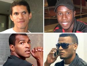 Magno Alves,Toró,Richarlyson e Patric