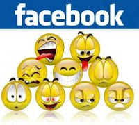 Post Simbol Unik di Status, Wall, Chat FB