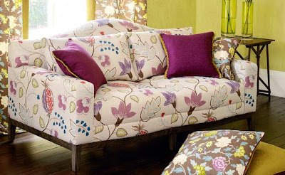 Prints Are Great In The Wear And Tear Department They Really Do Hide Dirt Couch Is Usually Largest Piece Of Furniture A Room