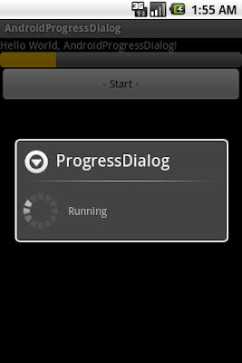 ProgressDialog