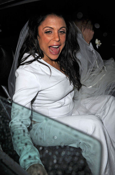 bethenny frankel wedding dress. Bethenny Frankel#39;s Wedding: