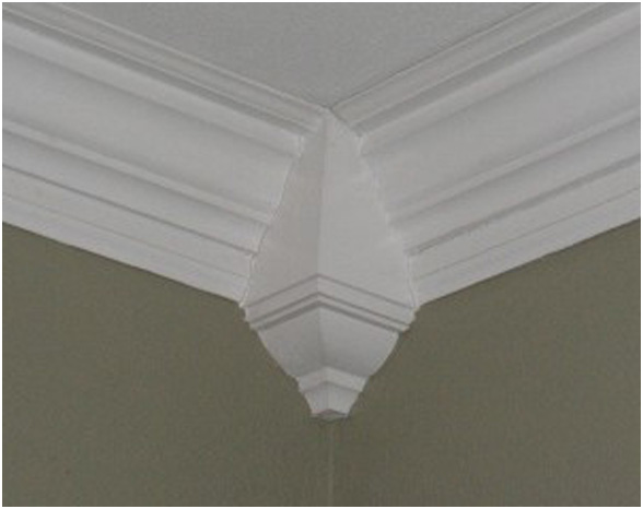 Lynn morris interiors crowns anyone molding of course for Fiberglass crown molding