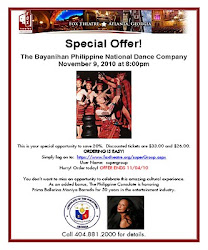 Bayanihan Tickets at the Fox Theater