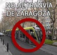 Zaragoza sin tranvia