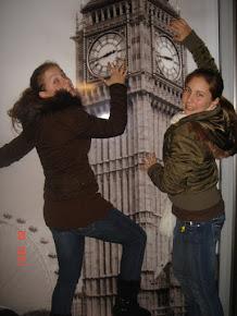 Climbing the famous Big Ben!!