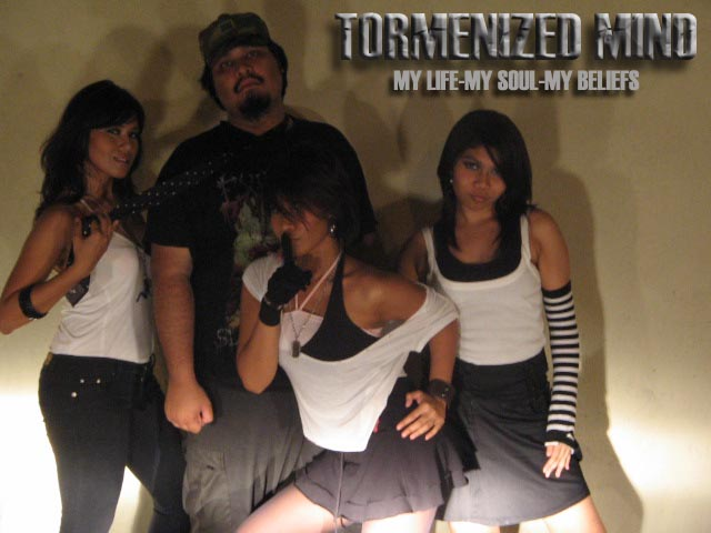Tormenized Mind