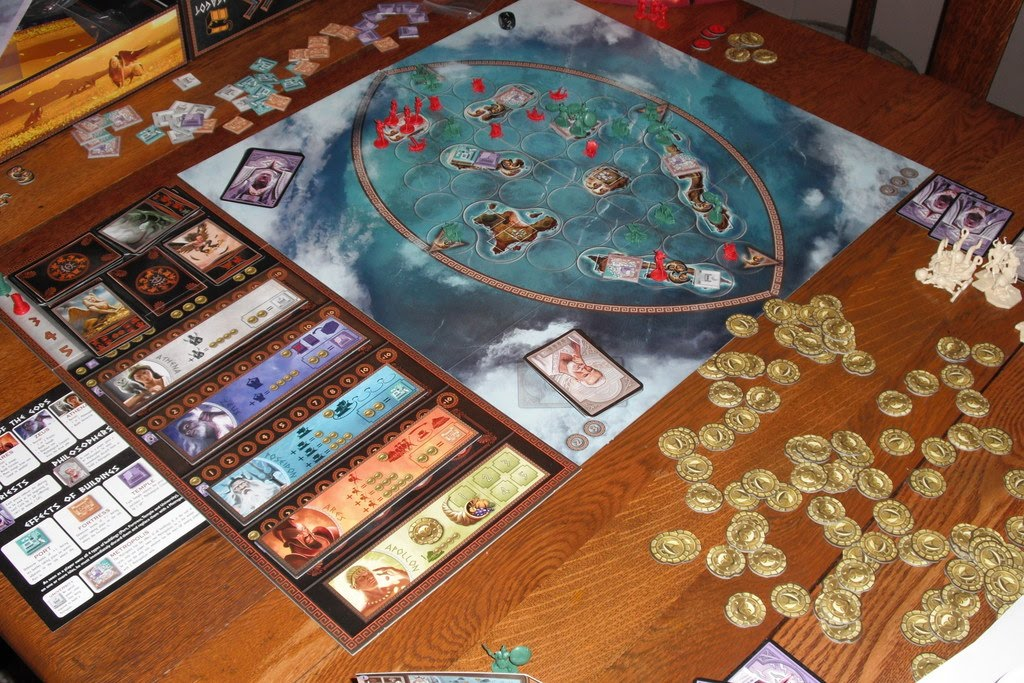 jogo de tabuleiro: Cyclades Pic723766_lg