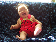 Rolly-polly Giggly Watermelon Girl