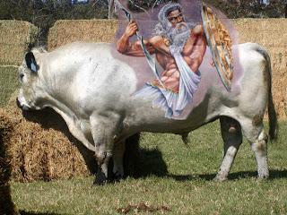 Zeus Bull No Balls and Two Strik...