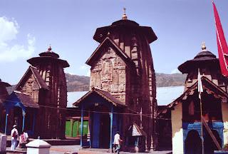 laxmi narayana temple chamba