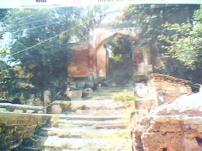 tekari raj palace gate