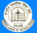 CENTRAL BOARD OF SECENDRY EDUCATION (CBSE)