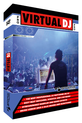 Capa Virtual DJ Pro v7.0 + Crack