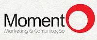 Logotipo da Momento Marketing e Comunicação, de São José dos Campos
