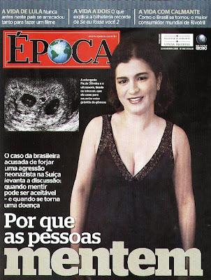 Revista Época erra na capa, blog Publiloucos