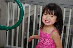 Leah, age 3