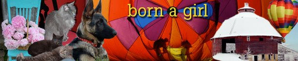 born a girl