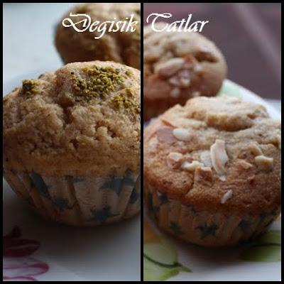 Bozalı Tarçınlı Muffin