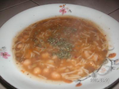Alaca Çorbası