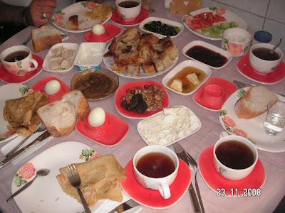 Annemlerde Pazar Kahvaltısı