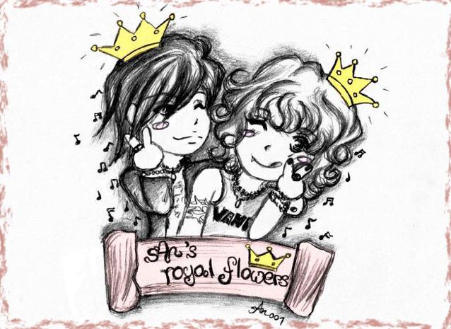 ♥sAn's royal flowers♥