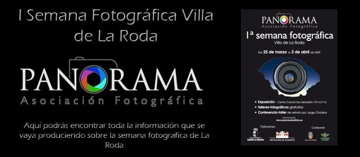 I Semana Fotografica Villa de La Roda