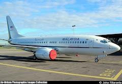 kapal terbang milik kerajaan negara ini yang dipakai pemimpin negara