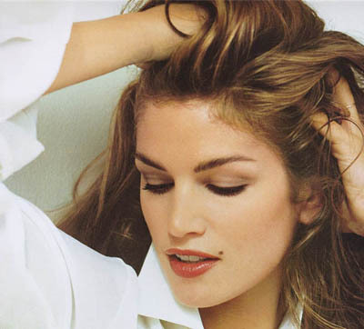 cindy crawford skincare. Not unless your Cindy Crawford