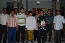 pemuda kota bersama calon ketua pemuda malaysia