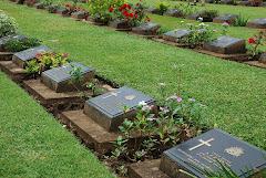 World War II Cementery, Kanchanaburi