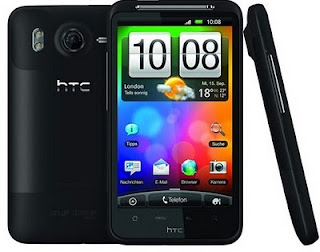 HTC Desire HD Features.