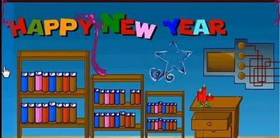 New Year 2011 Escape walkthrough.