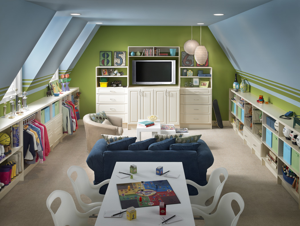 Bonus Room Playroom