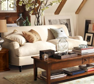 The Carlisle Sofa Pottery Barn For The Living Room