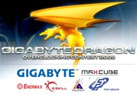 Gigabyte Dragon Overclocking Contest 2009