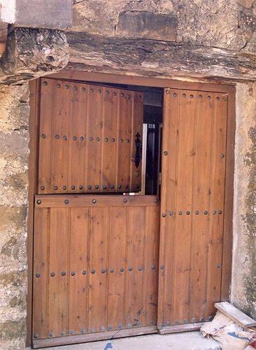 Reflexiones de un pediatra curtido propuesta de negocio for Puertas antiguas dobles