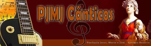 Paróquia Jesus, Maria e José - Cânticos